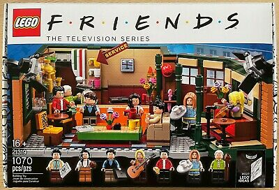 $49.99 • Buy LEGO FRIENDS The Television Series The Central Perk (21319)