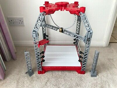 £17 • Buy WWF WWE Create A Superstar Ring Builder Playset Mattel Mix And Match 20+ Rings