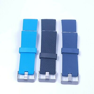$ CDN17.60 • Buy 3x Band For Fitbit Blaze Fashion Silicone Rubber Wristband Strap Replacement