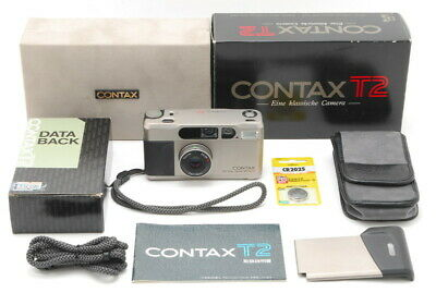 $ CDN1447.66 • Buy 【Almost MINT In Boxed】 CONTAX T2D T2 D 35mm Film Point & Shoot Camera JAPAN L14