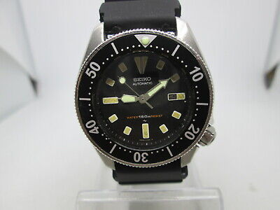 $ CDN64.20 • Buy Seiko 4205-0145 Stainless Steel Automatic Ladies Diver Watch