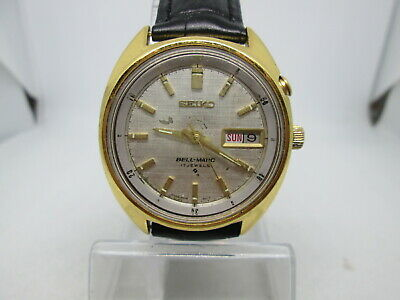 $ CDN47.84 • Buy Vintage Seiko Bellmatic 4006-6011 Daydate Goldplated Automatic Mens Watch