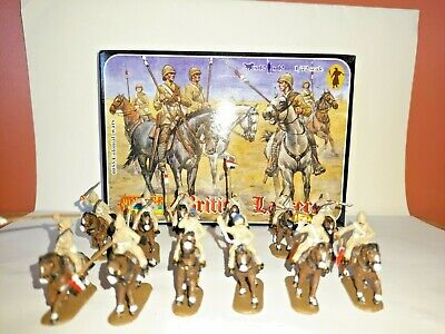 £14.99 • Buy PAINTED SOLDIERS 1/72 20mm - BRITISH LANCERS - COLONIAL WARS X 12 STRELETS