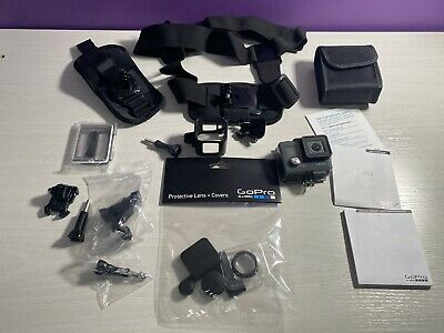 AU36.69 • Buy Untested GoPro Hero Bundle Action Camera Camcorder Lot Accessories As Is.