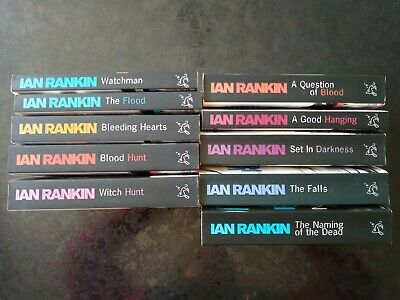 £9.99 • Buy Ian Rankin Collection Set Of 10 Books (Pre-owned Excellent Condition)