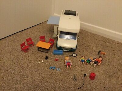 £10 • Buy Playmobil Summer Fun Camper Van. Excellent Condition. Collect Only.