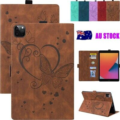AU22.85 • Buy Folding Smart Folio Leather Stand Case Cover For IPad Pro 12.9 4th 5th Gen 2021