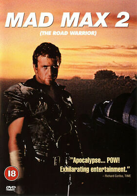 £2.21 • Buy Mad Max 2 The Road Warrior (Cert 18 DVD)