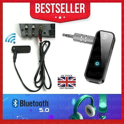 £9.75 • Buy BLUETOOTH Audio Receiver Adapter For Any Hi-Fi Stereo Stack System Fast Free P&P