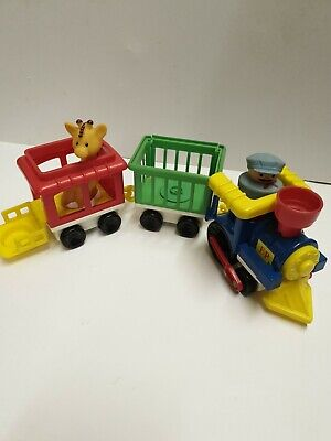 £8.50 • Buy Fisher Price Train Set And Driver 1991