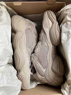 $ CDN289.54 • Buy Size 9 US Yeezy 500 'Taupe Light' Dead Stock READY TO SHIP