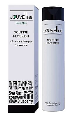£9.99 • Buy Jouvelline Hair Loss Shampoo For WOMEN With Pumpkin Oil, Proteins & Minerals