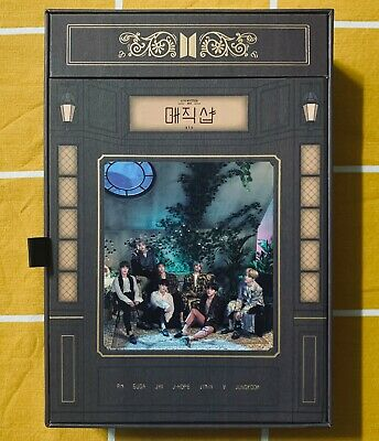 $179.99 • Buy BTS 5th Muster Magic Shop Bluray Full Package (Jimin Live Photo)