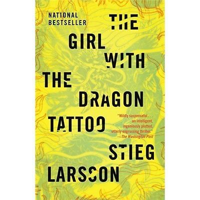 $5 • Buy Millennium Ser.: The Girl With The Dragon Tattoo By Stieg Larsson (2009,...
