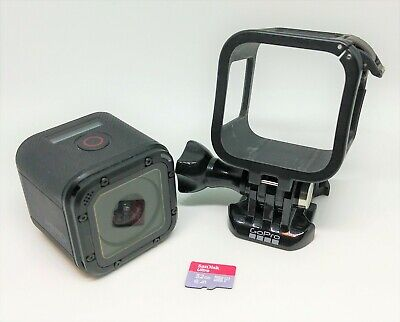 AU180 • Buy GoPro Hero 4 Session + 32GB SD Card & Case | Used Like New