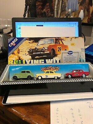 £12 • Buy Corgi Rallying With Ford Model Cars Limited Edition