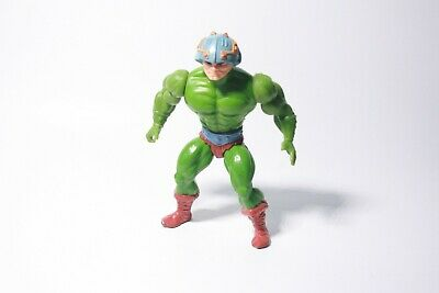 $14.99 • Buy Red Dot Man At Arms Masters Of The Universe MOTU He-Man 1981 8 Back  Figure Only