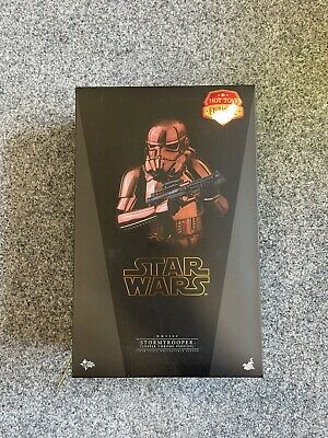 $ CDN311.60 • Buy Hot Toys Exclusive Copper Chrome Stormtrooper Sixth Scale Figure RARE