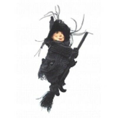 £23.50 • Buy Witches Of Pendle *ann Redfearn  Black Flying Witch 24cm Info Book Pagan/ Occult
