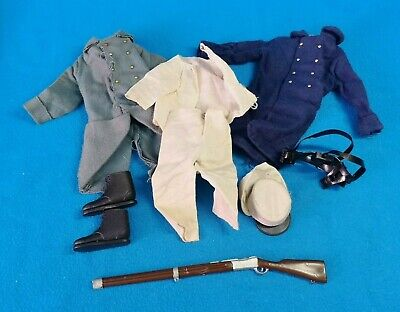 £19.99 • Buy ACTION MAN Vintage FRENCH Foreign Legion OUTFIT Uniform 1970s PALITOY GI Joe