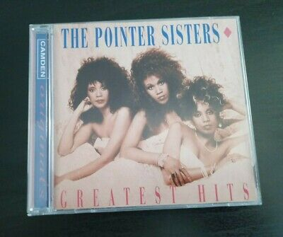 £5 • Buy Cd Album - The Pointer Sisters - Greatest Hits