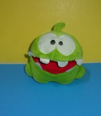 £8.64 • Buy Cut The Rope My Friend Om Nom 5  Plush Open Mouth Kelly Toy