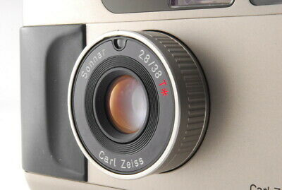 $ CDN944.12 • Buy 【As-Is】 Contax T2 Titan 35mm Point & Shoot Film Camera From JAPAN L21