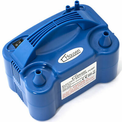 £16.99 • Buy Hausen High Power Mains Electric Party Balloon Inflator/Air Pump Blower