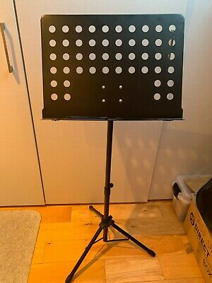 £5 • Buy Sturdy Music Stand, Foldable, Height Adjustable