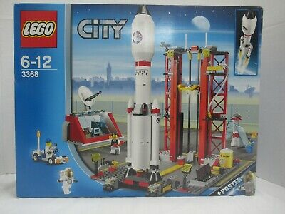 £120 • Buy Lego 3368 Lego City Space Centre And Rocket Launcher Brand New Sealed