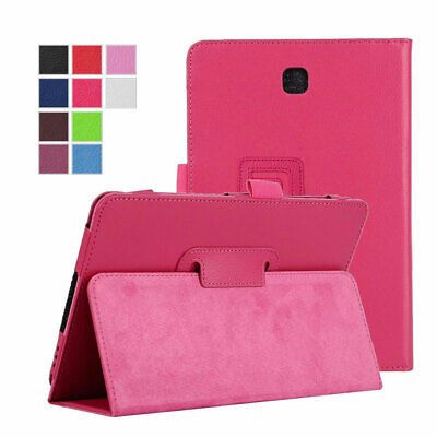 AU12.79 • Buy For Samsung Galaxy Tab A 8.0 SM-T350 T355 Hybrid Flip Stand Tablet Case Cover