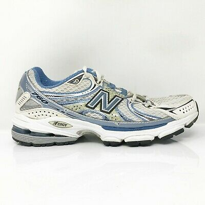 $ CDN80.44 • Buy New Balance Womens 760 WR760ST White Blue Running Shoes Lace Up Low Top Size 9 B
