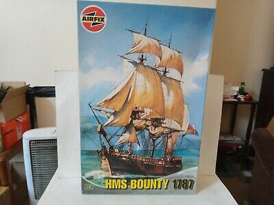 £4.20 • Buy Airfix 1:87 Scale HMS Bounty 1879 Sailing Ship Kit, Complete And Good!