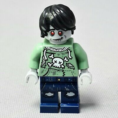 £4.75 • Buy Genuine Lego Collectible Minifig - Other Series - Zombie Skateboarder (col227)