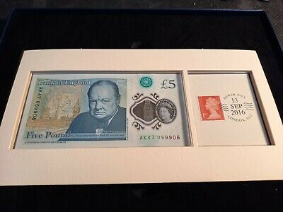 £12.06 • Buy AK47 Collectable Bank Of England Polymer £5 Five Pound Note UnCirculatedmint