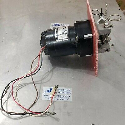 $300 • Buy Miller 093153 (was 6058240 )wire Feed Motor Complete Assambly Millermatic 35