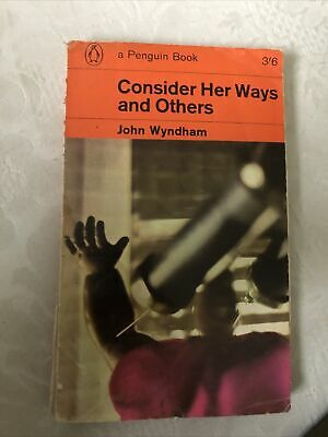 £1.60 • Buy Consider Her Ways And Others John Wyndham Penguin 1961