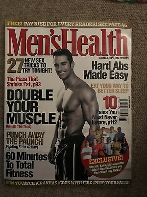 £1 • Buy MENS HEALTH MAGAZINE - June 2006 Double Your Muscle