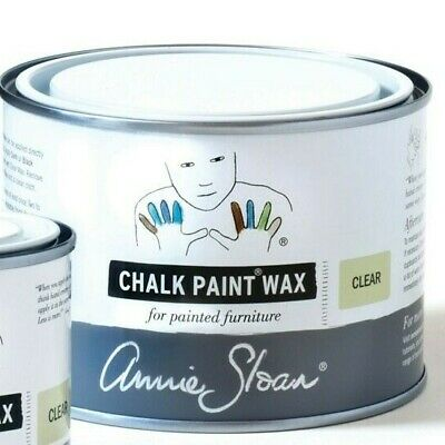 £20.25 • Buy Annie Sloan -Clear Wax- A Large 500ml Tin - To Seal Your Painted Furniture