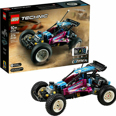 £39.99 • Buy LEGO Technic Off-Road Buggy Control+ - 42124 (INCOMPLETE SET)