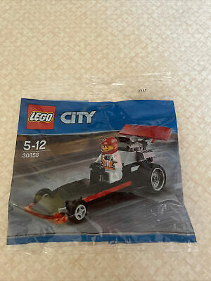 £3 • Buy Lego City 30358 - Dragster