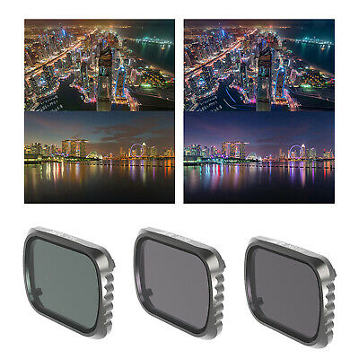 AU50.32 • Buy Replacement UV / ND16 / STAR / Night Lens Filters For DJI Mavic Air 2S Drone