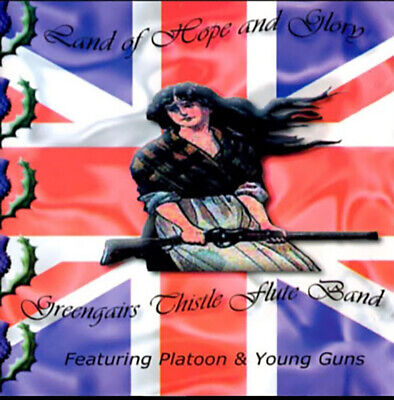 £7.50 • Buy Land Of Hope & Glory - Greengairs  Thistle  Flute  Band -   Loyalist/ulster/cd