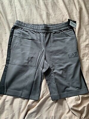 """£24.99 • Buy EA7 (Emporio Armani) BRAND NEW WITH TAGS Men's Shorts, Size XXL (fit 36"""" / 38"""")"""