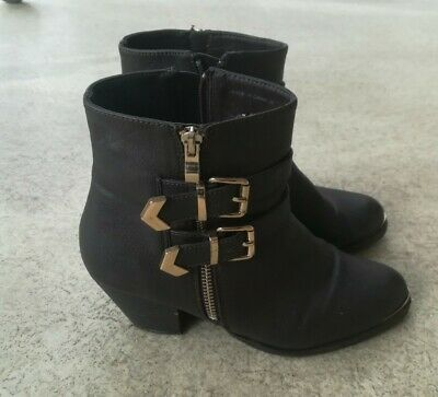 £3 • Buy London Rebel Brown Boots Size 5