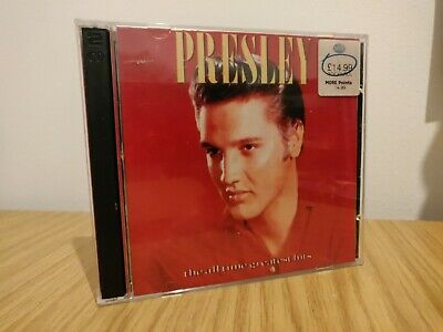 £2.84 • Buy Elvis Presley - The All Time Greatest Hits - ND90100 CD Album 2 X CD Set