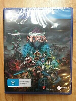 AU13.50 • Buy Children Of MORTA - PS4 GAME - BRAND NEW AND SEALED!