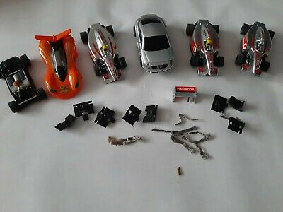 £7 • Buy Micro Scalextric Cars F1 And Others, Spares Or Repair