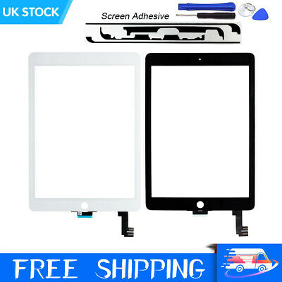 £17.99 • Buy For IPad Air 2 A1566 A1567 Digitizer Touch Screen Replacement Genuine OEM IC UK