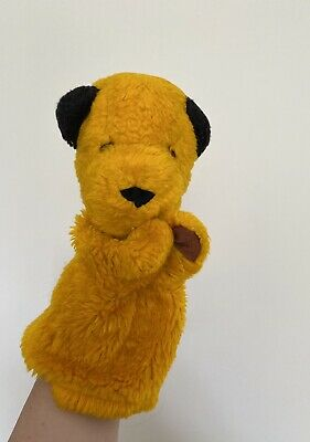 £6.99 • Buy Vintage Sooty Hand Puppet, Happy Child Toys, Made In England